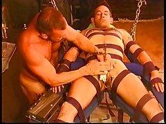 homosexual esclavitud dominación duro paja