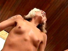 задница блондинка собачьи