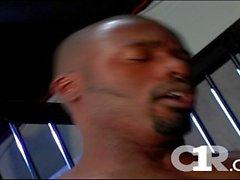 c1r groß schwanz schwarz interracial gefängnis anal sex hintern