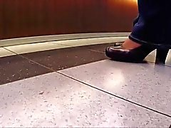 almanca ayak fetişi yakın çekimler çorap
