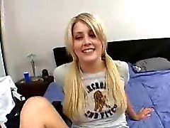 amateur blondjes tieners