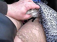 blinkande underkläder offentlig nakenhet