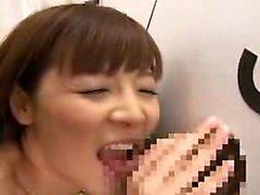 asiatico pompino feticismo del piede