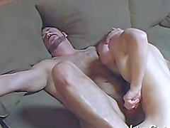 muscle dad fucks ginger boy