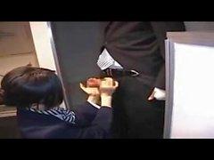 chinês avião masturbação airhostess