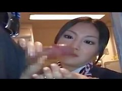 chinois avion branlette hôtesse de l'air