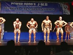 MUSCLEDAD ORAZIO: World Championships 2011