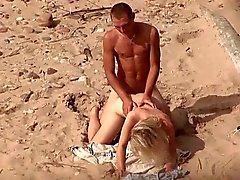 amatööri ranta julkinen alastomuus tirkistelijä