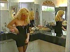 лесбиянки соски страпон