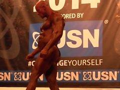 ROIDGUTTED MUSCLEDAD GARY - NABBA Universe 2014