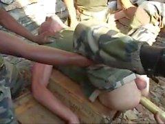 Military punishment Redtube Free Interracial Porn Videos, Ga