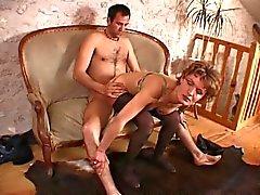 amateur anaal frans kousen