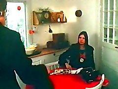 paar vaginale seks orale seks slavernij kaukasisch