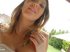 All Internal presents Agness Miller in a hot gonzo creampie