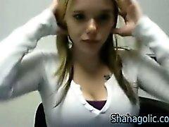 amateur gros seins étudiant webcam