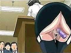 Hentai creampie teacher with big tits