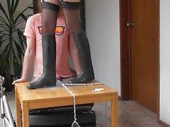 femdom ballbusting esclavage maîtresse esclave