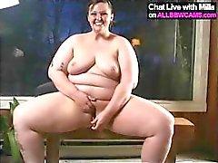 bbw grote tieten brunette hardcore