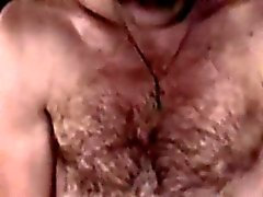 Masculine hairy bears tasting cock