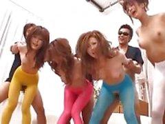 aasialainen aasian tyttöjen suihin blowjobs eksoottinen