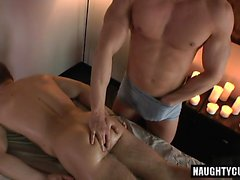 Big dick gay foot fetish and massage