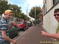 минет гей на открытом воздухе общественность сосание
