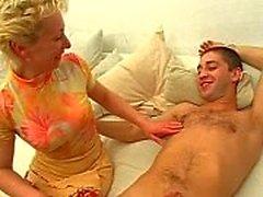 mature maman russe