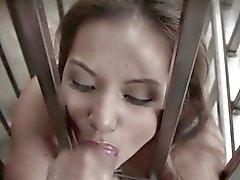 asiático bdsm mamada fetiche