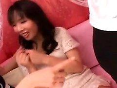 amateur asiatique éjaculation sexe en groupe