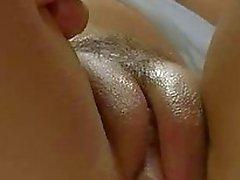 clitoris contracties vingerzetting masturberen