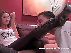 femdom adorar tacones zapatos