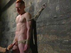 Damien Moreau Begs For More - Scene 1