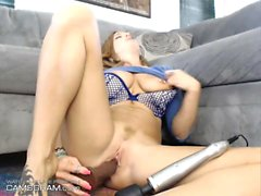 Horny Milf Pleasures Herself For Your Enjoyment
