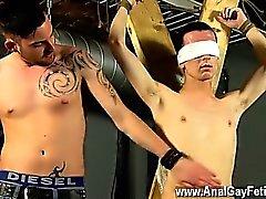 Naked men Ultra Sensitive Cut Cock