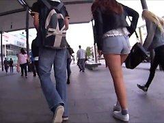 Hot Teenager in Pants