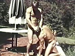 Gay Peepshow Loops 334 70's and 80's - Scene 2