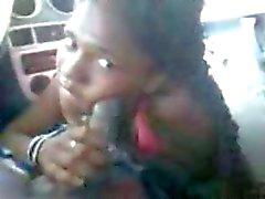 amateur zwart en ebony tieners