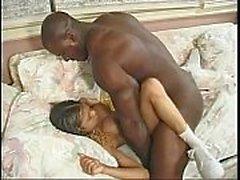 gozada big- seios exótico mulher negra esperma