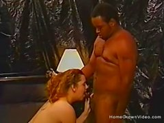 Interracial Amateur Fuck Video