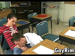 Twinks In The Classroom