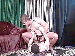 VAN DIESEL MAN WITH A PUSSY 1 - Scene 1