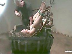 fayth deluca orjuus fetissi tyttö