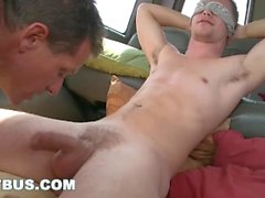 BAIT BUS - The Rock And Alexis Fawx Trick Straight Guy, Jimmy Johnson