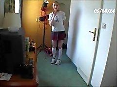 1er casting coquin devant la camera