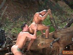 björn bögen suga gay homofile bögen män glad