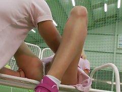 спортивный анальный оральный блондинках