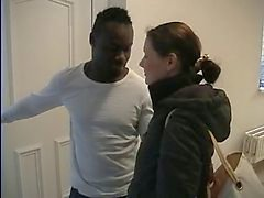 amateur klaarkomen interraciale