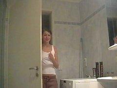 sclip kirli konuşma duş banyo