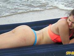 praia morena hd lingerie ao ar livre