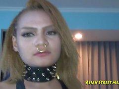 asiatique étudiante indien